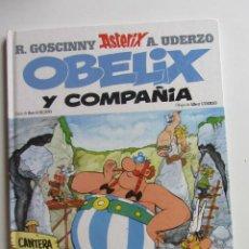 Comics : ASTERIX: OBELIX Y COMPAÑÍA - R. GOSCINNY / A. UDERZO SALVAT ARX39. Lote 270366873