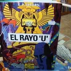 Cómics: EL RAYO U -. E. P. JACOBS. Lote 270556078