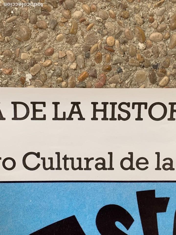 Cómics: POSTER ASTERIX Y LA SORPRESA DEL CESAR III SEMANA HISTORIETA JUNIO AÑOS 70 70X50CMS - Foto 6 - 270562388