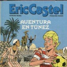 Cómics: EIC CASTEL 13, AVENTURA EN TUNEZ. GRIJALBO 1989.. Lote 270677298