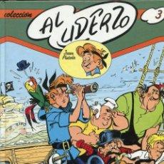 Cómics: AL UDERZO.3. . JUAN PISTOLA CORSARI8 PELIGROSO. GRIJALBO 1989. Lote 270677538