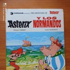 Comics: ASTERIX Y LOS NORMANDOS - ASTERIX Nº 8 - GOSCINNY, UDERZO - GRIJALBO / DARGAUD - TAPA DURA (T). Lote 270685538