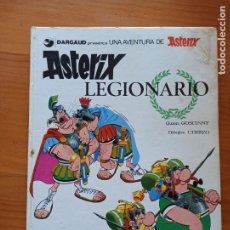 Comics : ASTERIX LEGIONARIO - ASTERIX Nº 9 - GOSCINNY, UDERZO - GRIJALBO / DARGAUD - TAPA DURA (T). Lote 270686428