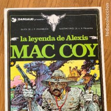 Fumetti: MAC COY 1 - LA LEYENDA DE ALEXIS MAC COY - GRIJALBO - BUEN ESTADO. Lote 270687878