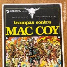 Fumetti: MAC COY 3 - TRAMPAS CONTRA MAC COY - GRIJALBO - BUEN ESTADO. Lote 270688438