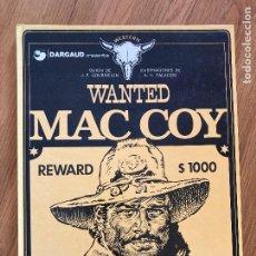 Fumetti: MAC COY 5 - WANTED MAC COY - GRIJALBO - BUEN ESTADO. Lote 270688998