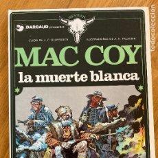 Fumetti: MAC COY 6 - LA MUERTE BLANCA - GRIJALBO - BUEN ESTADO. Lote 270689268