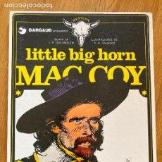 Fumetti: MAC COY 8 - LITTLE BIG HORN - GRIJALBO - BUEN ESTADO. Lote 270689868