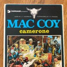 Fumetti: MAC COY 11 - CAMERONE - GRIJALBO - BUEN ESTADO. Lote 270691313