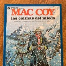 Comics : MAC COY 13 - LAS COLINAS DEL MIEDO - GRIJALBO - BUEN ESTADO. Lote 270691963