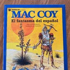 Comics : MAC COY 16 - EL FANTASMA DEL ESPAÑOL - GRIJALBO - BUEN ESTADO. Lote 270692668