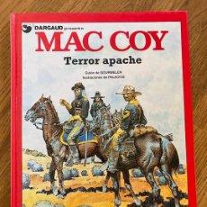 Comics : MAC COY 17 - TERROR APACHE - GRIJALBO - BUEN ESTADO. Lote 270693273