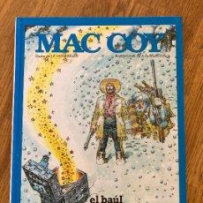 Comics : MAC COY 18 - EL BAUL DE LOS SORTILEGIOS - GRIJALBO - BUEN ESTADO. Lote 270693968