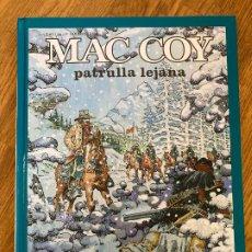 Comics: MAC COY 20 - PATRULLA LEJANA - GRIJALBO - BUEN ESTADO. Lote 270694793