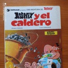 Comics : ASTERIX Y EL CALDERO - ASTERIX Nº 13 - GOSCINNY, UDERZO - GRIJALBO / DARGAUD - TAPA DURA (T). Lote 270694938