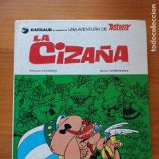 Comics: LA CIZAÑA - ASTERIX Nº 15 - GOSCINNY, UDERZO - GRIJALBO / DARGAUD - TAPA DURA - LEER DESCRIPCION (T). Lote 270695968