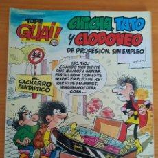Cómics: CHICHA, TATO Y CLODOVEO - EL CACHARRO FANTASTICO - TOPE GUAI! Nº 7 - JUNIOR, GRIJALBO (C). Lote 270881333