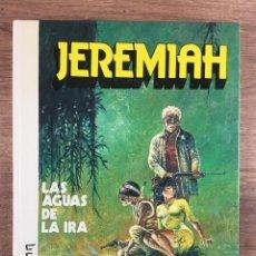 Cómics: JEREMIAH Nº 8 - LAS AGUAS DE IRA - HERMAN - EDICIONES JUNIOR GRUPO EDITORIAL GRIJALBO 1986. Lote 270900238