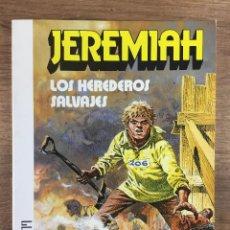 Cómics: JEREMIAH Nº 3 LOS HEREDEROS SALVAJES - HERMAN - EDICIONES JUNIOR GRUPO EDITORIAL GRIJALBO 1981. Lote 270901053