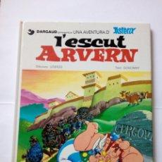 Cómics: ASTÉRIX - L' ESCUT ARVERN. Lote 271067693