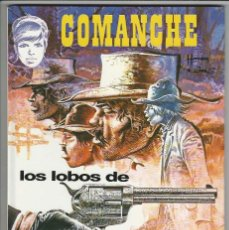 Cómics: GRIJALBO DARGAUD. COMANCHE. 3. GREG. HERMANN, ROUGE.. Lote 271185133