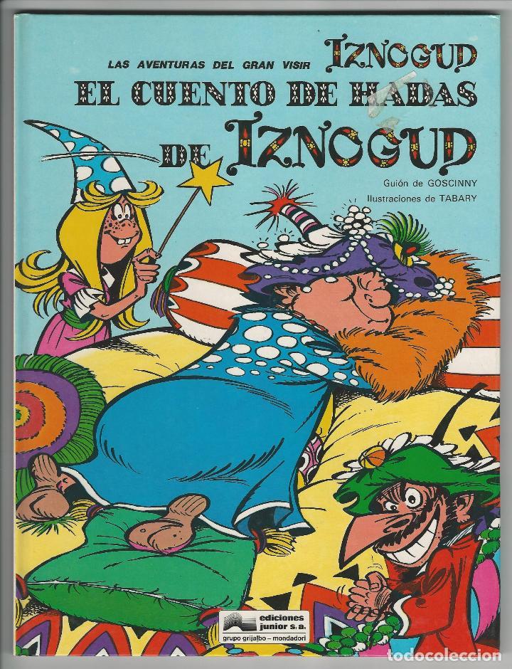 GRIJALBO JUNIOR. IZNOGUD. 4. LAS AVENTURAS DEL GRAN VISIR. (Tebeos y Comics - Grijalbo - Iznogoud)