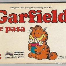 Fumetti: GRIJALBO. JUNIOR. GARFIELD. 12.. Lote 271273038