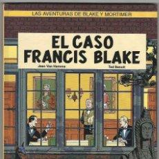 Fumetti: GRIJALBO DARGAUD. EL CASO FRANCIS BLAKE. LAS AVENTURAS DE BLAKE Y MORTIMER.. Lote 271281533