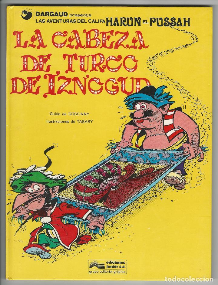 GRIJALBO JUNIOR. IZNOGUD. 6. LAS AVENTURAS DEL GRAN VISIR. (Tebeos y Comics - Grijalbo - Iznogoud)