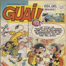 Cómics: GRIJALBO. JUNIOR. GUAI. 30.. Lote 271301938