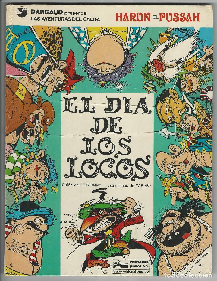 GRIJALBO JUNIOR. IZNOGUD. 2. LAS AVENTURAS DEL GRAN VISIR. (Tebeos y Comics - Grijalbo - Iznogoud)