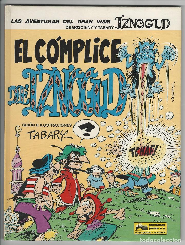 GRIJALBO JUNIOR. IZNOGUD. 13. LAS AVENTURAS DEL GRAN VISIR. (Tebeos y Comics - Grijalbo - Iznogoud)