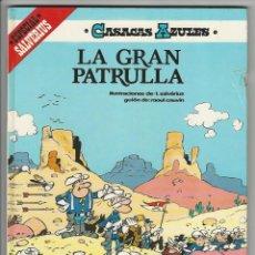 Cómics: GRIJALBO. JUNIOR. CASACAS AZULES. 3. TAPA DURA.. Lote 271310123