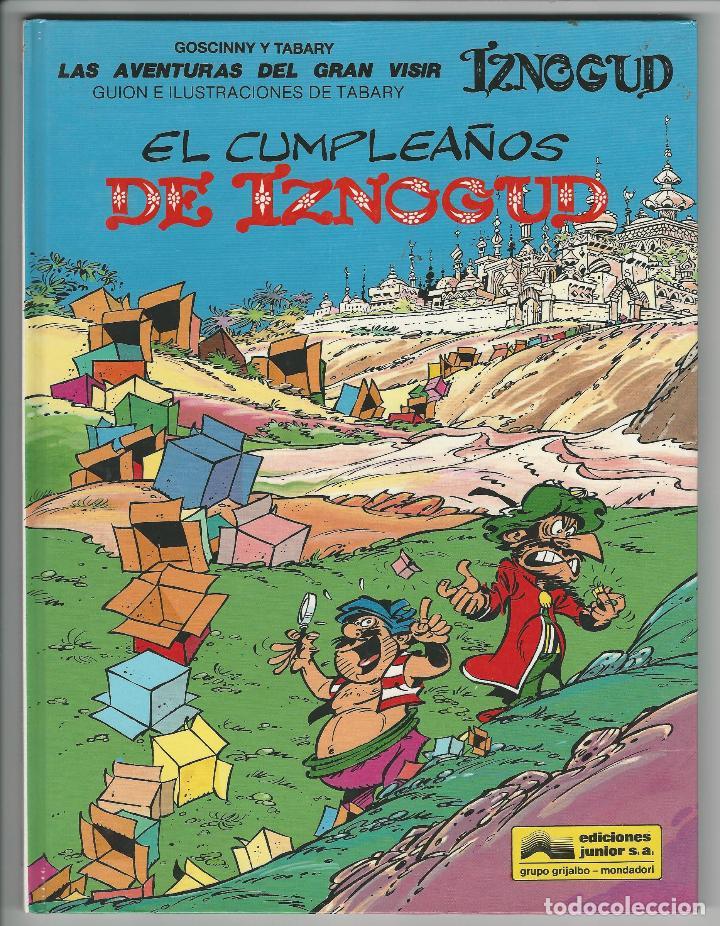 GRIJALBO JUNIOR. IZNOGUD. 16. LAS AVENTURAS DEL GRAN VISIR. (Tebeos y Comics - Grijalbo - Iznogoud)
