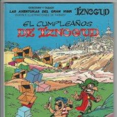 Cómics: GRIJALBO JUNIOR. IZNOGUD. 16. LAS AVENTURAS DEL GRAN VISIR.. Lote 271320418