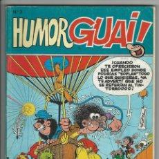 Cómics: GRIJALBO JUNIOR. HUMOR GUAI. 3.. Lote 271325283