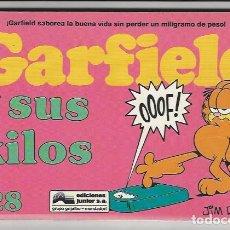Comics : GRIJALBO. JUNIOR. GARFIELD. 28.. Lote 271353238