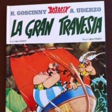 Cómics: ASTERIX LA GRAN TRAVESÍA - UDERZO GOSCINNY - COLECCIÓN SALVAT Nº 22. Lote 271694388