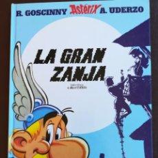 Cómics: ASTERIX LA GRAN ZANJA - UDERZO GOSCINNY - COLECCIÓN SALVAT Nº 25. Lote 271694753