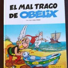 Cómics: ASTERIX EL MAL TRAGO DE OBELIX - UDERZO GOSCINNY - COLECCIÓN SALVAT Nº 30. Lote 271695068