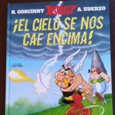 Cómics: ASTERIX EL CIELO SE NOS CAE ENCIMA - UDERZO GOSCINNY - COLECCIÓN SALVAT Nº 33. Lote 271695328