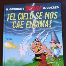 Cómics: ASTERIX EL CIELO SE NOS CAE ENCIMA - UDERZO GOSCINNY - COLECCIÓN SALVAT Nº 33. Lote 271695423