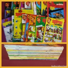Comics: LOTE DE 26 SPIROU ARDILLA -EXCELENTE ESTADO -VER NUMERACION. Lote 271781818