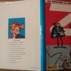 Fumetti: LAS AVENTURAS DE SPIROU Y FANTASIO, Nº 17. GRIJALBO. Z COMO ZORGLUB. Lote 271987248