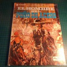 Cómics: EL TENIENTE BLUEBERRY. N°4. JUNIOR. CON SEÑALES DE USO. (M-12). Lote 272078558