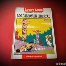 Fumetti: LUCKY LUKE Nº12- PLANETA DEAGOSTINI -EXCELENTE ESTADO. Lote 272176758