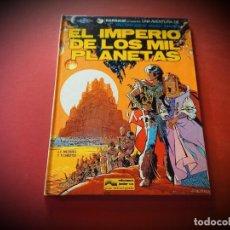 Fumetti: VALERIAN Nº 1- EL IMPERIO DE LOS MIL PLANETAS -EDICIONES JUNIOR 1978. Lote 272186043