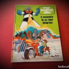 Fumetti: MAZINGER Z -Nº 1-EDICIONES JUNIOR 1978. Lote 272186448