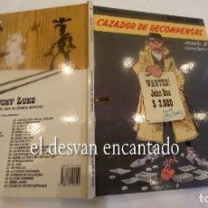 Comics: LUCKY LUKE. CAZADOR DE RECOMPENSAS. GRIJALBO. TAPA DURA. Lote 272212548