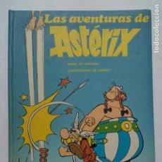 Cómics: LAS AVENTURAS DE ASTERIX -TOMO 1- GRIJALBO-DARGAUD 1988-EL GALO-Y LOS GODOS-GLADIADOR-LA HOZ DE ORO. Lote 272269073